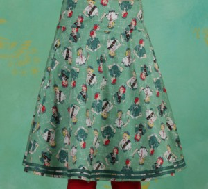 Rock, River Island Picknick Skirt, girl-scout