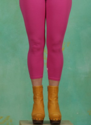 Leggins, Logo 3/4 leggings, simply-pink