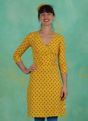 Kleid, Pfadfinderehrenwort Dress Lang, orange-picking