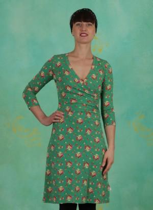 Kleid, Pfadfinderehrenwort Dress Lang, jungle-flowers