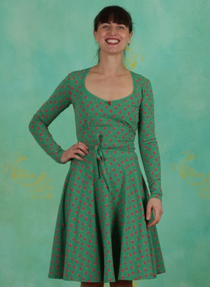 Kleid, Ode To The Woods Dress, apple-picking