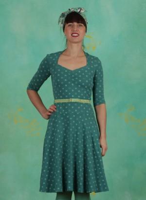 Kleid, Suzie The Snake Dress, lucky-clover