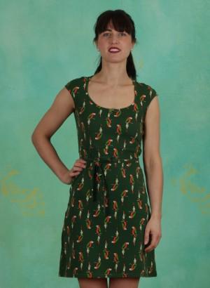 Kleid, Flamingo Bingo Dress, parrot-parody