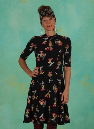 Kleid, Tree Of Live Dress, berrie-birds