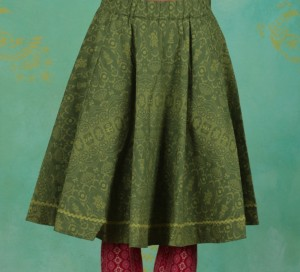 Rock, Magic Circle Skirt, beau-sew