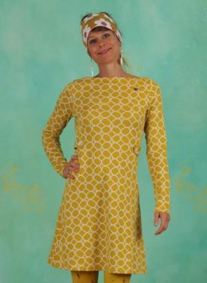 Kleid, Sally Tulip Sixties Dress, golden-ski-circle