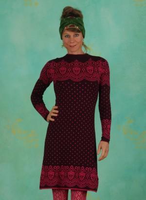 Kleid, Stricklizzi Dress, penny-port