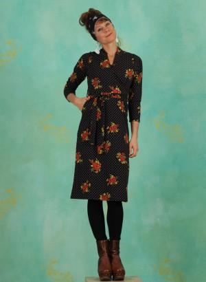 Kleid, Herz und Keule, forest-flower