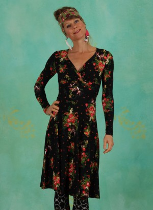 Kleid, Hot Knot Robe, ode-to-joy