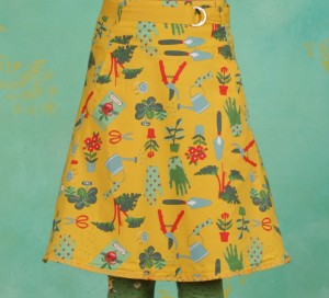 Rock, Bonjour Jardin Skirt, let-love-grow