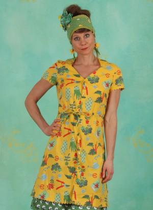 Kleid, Fairy In The Garden Dress, let-love-grow