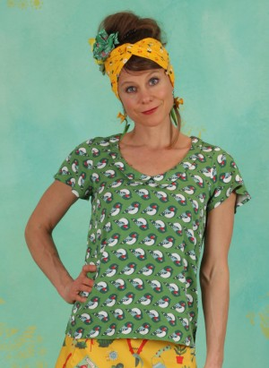 Bluse, Feed The Birds Blouse, sing-into-spring