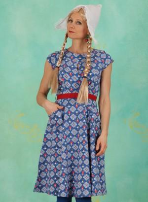 Kleid, Shine On Godess Robe, windmolen-land