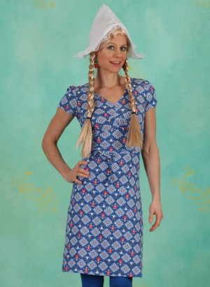 Kleid, Sally Tomatoe Robe, windmolen-land