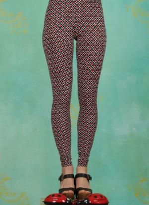 Leggins, Fantastisch Elastiek Legs, kleene-keever