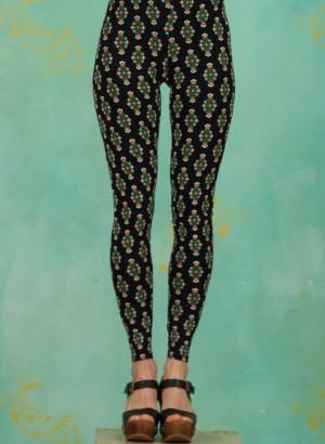 Leggins, Fantastisch Elastiek Legs, chic-antiek