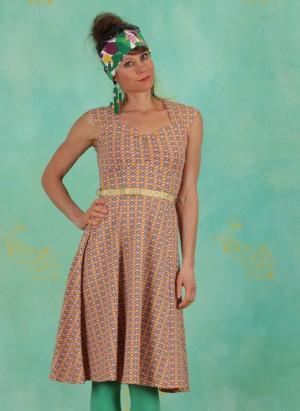 Kleid, Heart On Fire Robe, mangoon-magroves
