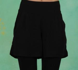 Shorts, In Full Bloom, black-to-nineties