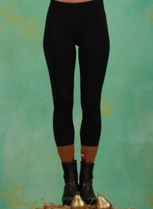 Leggins, Lovely Legs, black-star