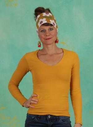 Shirt, 0022, yellow