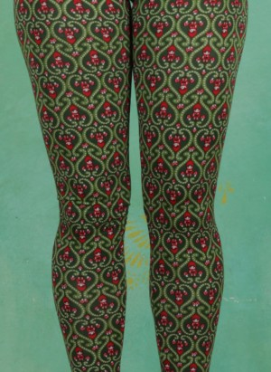 Leggings, Tanzlaune Legs, red-riding-hood
