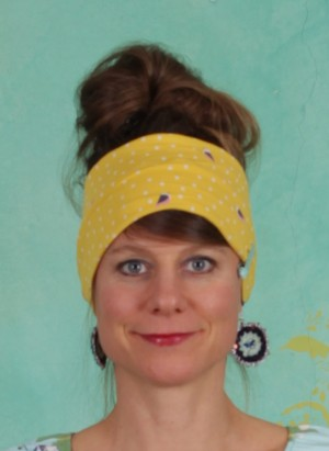 Haarband, Goodhairday Wrap, fly-over-alpine