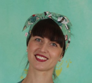 Haarband, Pretty And Chic Hairkerchief, girl-scout