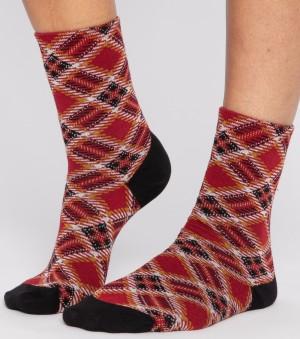 Socken, Sensational Steps, classic-checky