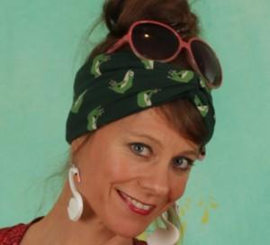 Haarband, Hot Knot, franny-frog