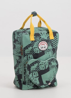 Rucksack, Big Lovepack, jungle-sister