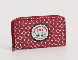 Portemonnaie, Pure Elegance Purse, go-red