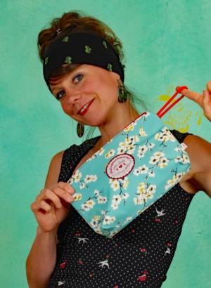 Kulturtasche, Sweethearts Washbag, summer-love