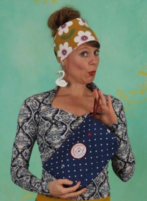 Kulturtasche, Sweethearts Washbag, love-my-anchor