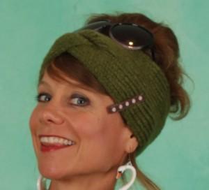 Haarband, 04527-251, green