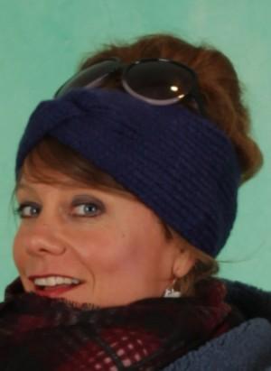 Haarband, 04527-436, blue