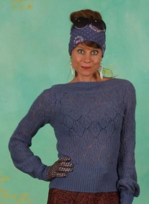 Pullover, 06403-460, blue