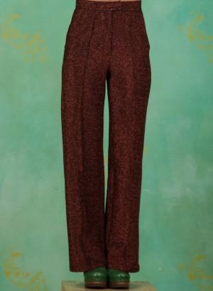 Hose, 06575-558, bronze-brown