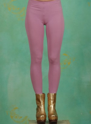 Leggins, Basic Lace, mauve-orchid