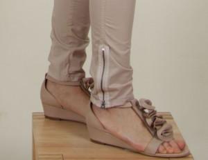 Schuhe, Callot Sandal, light-nature