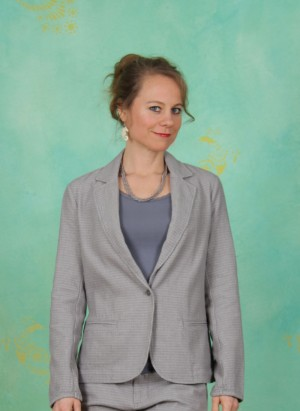 Blazer, Casual Cool, frost-grey