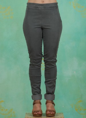 Hose, Basic Leggins, balsam-green