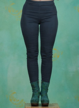 Hose, Basic Leggins, orion-blue