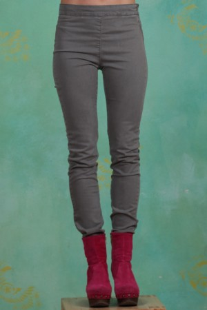 Hose, Basic Leggins, agave-green