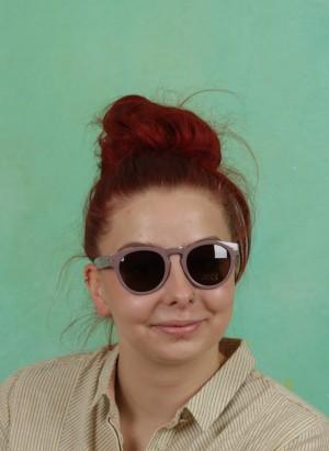 Sonnenbrille, Sia Sunglasses, woodrose