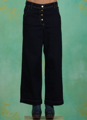 Hose, Indigo Dark, denim-dark