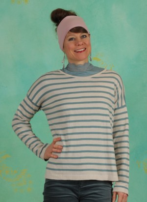 Pullover, 1-9141-4, turquoise