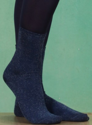 Socken, Cora Sock, dress-blues