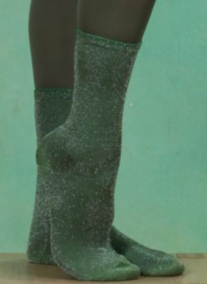 Socken, Cora Sock, viridis