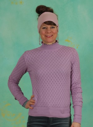 Pullover, 1-9888-1, lilac
