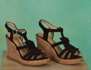 Schuhe, Maja, dark-brown
